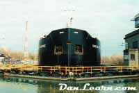 Canadian Enterprise in Welland Canal