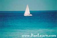 Sailing on Lake Ontario