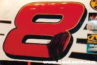 #8 Budweiser Monte Carlo