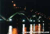 Peace Bridge / Niagara River