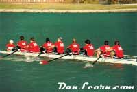 McGill University rowers