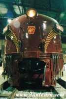 Pennsylvania RR E-unit