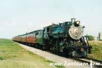 Strasburg RR steam
