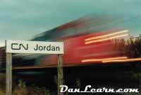 CN Jordan