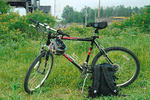 Off-road cycling & photography - two great hobbies